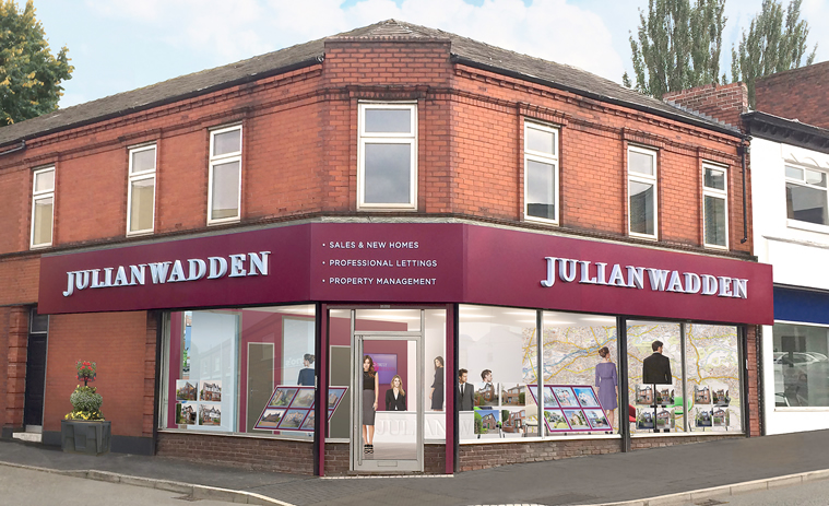 JULIAN WADDEN STOCKPORT EXCHANGE BRANCH