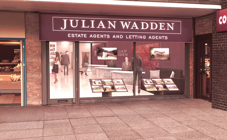 JULIAN WADDEN MARPLE BRANCH